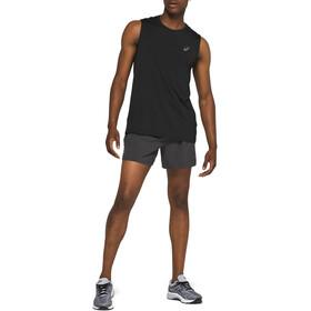 asics Race Singlet Men performance black